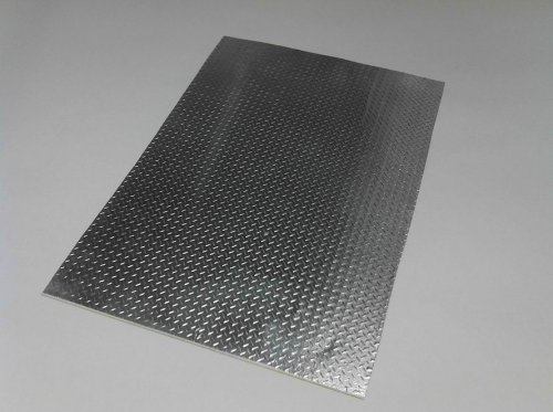 Scale Metallic Lustre Flooring Sheet A4 Size