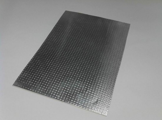 Scale Metallic Lustre Flooring Sheet A4 Size - Click Image to Close