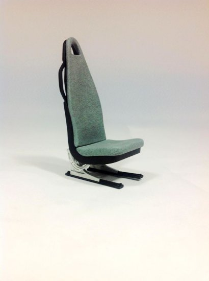 3D Printed Scale 1/10 Scale Seat - Click Image to Close